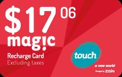 TOUCH MAGIC ($19.11)