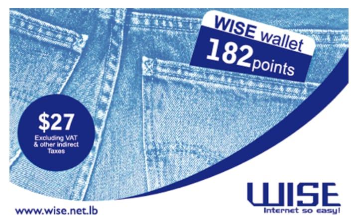 WISE wallet 182