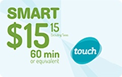 TOUCH SMART ($16.99)