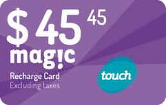 TOUCH MAGIC ($50.62)